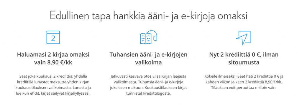 Elisa Kirja Sovellus Ilmaiseksi