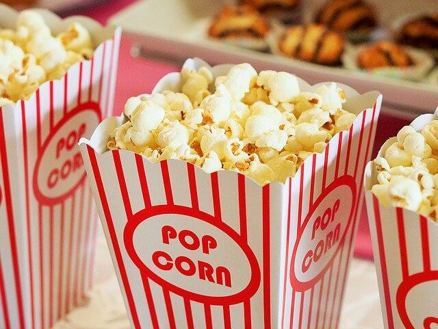 Elokuvat ja Popcorn